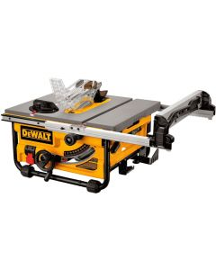 "DWE7480 10"" Jobsite TableSaw 15a"