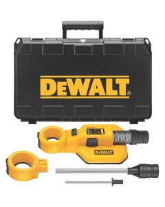 DeWalt DWH050K Hammer Dust Extractor Kit for Clean Holes