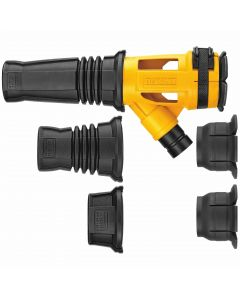 DeWalt DWH053K Large Hammer Dust Extractor