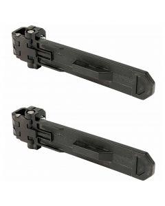 DeWalt TOUGHSYSTEM DWST08212 Adjustable Brackets (2)