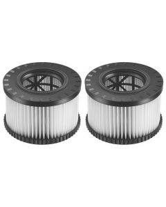 DeWalt DWV9330 HEPA Filters, Set of 2 for DWV010 & DWV012 Vacs