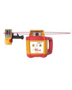 HR1000SYSTEM Horizontal Rotary Laser+Det