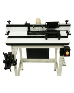 Jet 737000WK MDF Router Table, with Lift & Stand