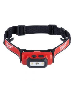 Milwaukee 2111-21 USB Chargeable Hard Hat Headlamp