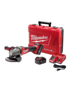Milwaukee 2781-22 M18 FUEL Cordless Angle Grinder Kit