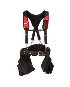 Milwaukee 48-22-8120 Contractor Work Tool Belt with Rig
