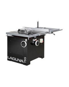 "Laguna MTST5S-0135 T5S 10/12"" Table Saw, 4000 RPM, 220 V, 5 HP"