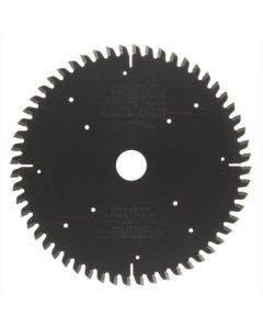 Tenryu PSA-16056D2 160mm 56T Circular Saw Blade, Non-Ferrous Cutting for TS55 and TSC55 Tracksaw