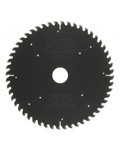 Tenryu PSL-21052D3 210mm 52T Circular Saw Blade, MDF and Solid Surface Cutting for TS75 Tracksaw