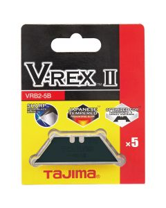 VRB-5B V-REX Utility Knife Blades 5pk