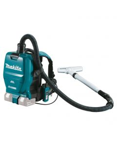 Makita XCV05Z 18Vx2 (36V) Brushless Cordless Backpack HEPA Dust Extractor/Vacuum, Bare Tool