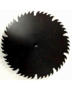 "10"" x 50T ATBR Silencer Combination Saw Blade, .110 Kerf, 5/8"" Arbor"