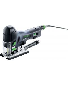 Festool 561593 PS420EBQ Carvex Barrel Grip JigSaw with T-Loc Systainer 1