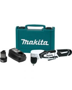 "Makita AD02W 12V Max Lithium‑Ion Cordless 3/8"" Right Angle Drill Kit"