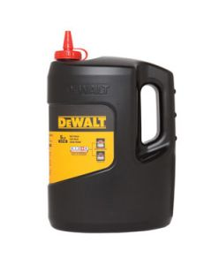 DeWalt DWHT47059 5lb Chalk - Red