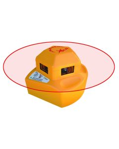 PLS360 Tool - 360-degree Self-Leveling Laser Line Level