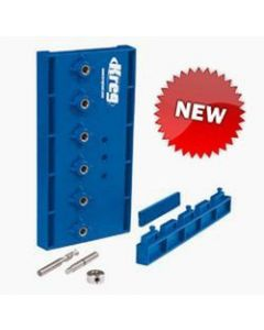 KMA3200 Kreg Shelf Pin Jig with Hardened Steel Drill Guides