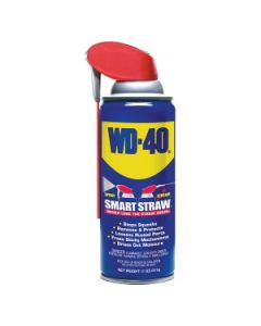 WD-40 Smart Straw 110075 2-Way Multi-Purpose Lubricant, 11 oz.
