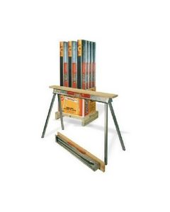 "Fulton QP4230-12 30"" Folding SawHorse, Each"