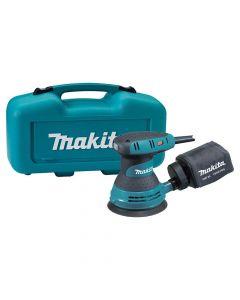 "Makita BO5031K 5"" Random Orbit Sander with Variable Speed and Tool Case"