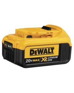 DeWalt DCB204 20V MAX XR Premium Lithium Ion Battery Pack