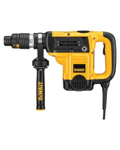 "DeWalt D25553K Corded Spline Combination 1-9/16"" Rotary Hammer Kit"