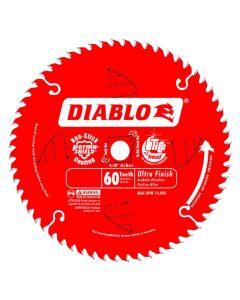 """Freud D0660A 6-1/2"""" 60 Teeth Diablo Finishing Circular Saw Blade"""