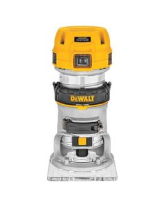 DeWalt DWP611 1-1/4 HP Variable Speed Compact Router w/LED's
