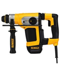 "DeWalt D25416K 1-1/8"" SDS-Plus Combination Rotary Hammer, with SHOCKS & E-Clutch"