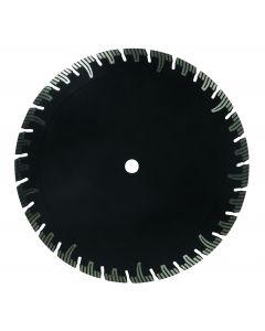 "LACKMOND PRODUCTS TBGR Series 9""x.090xDM-5/8"" Turbo Diamond Blade for Granite"