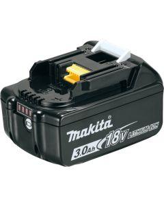 Makita BL1830B 18V LXT Lithium-Ion Battery Pack, 3.0 Ah