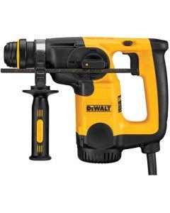 """DeWalt D25313K 1"""" L-Shape SDS Rotary Hammer Kit"""