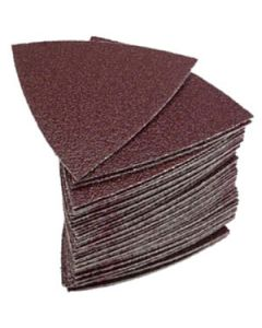 Fein 63717082033 MultiMaster H&L Triangular Sanding Sheets, Assorted box of 50