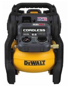 DeWalt DCC2560T1 FLEXVOLT® 60V MAX* 2.5 Gallon Cordless Air Compressor