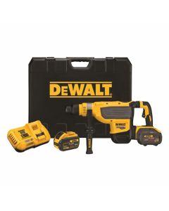 """DeWalt DCH733X2 Flexvolt  60V Max 1-7/8"""" SDS Max Rotary Hammer Kit"""
