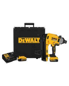 DeWalt DCN890P2 20V Max XR Cordless Concrete Nailer Kit, 5.0Ah Batteries