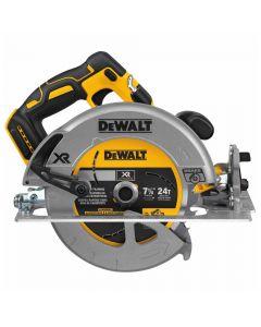 """DeWalt DCS570B 20V Max 7-1/4"""" Lithium-Ion Cordless Circular Saw, Bare Tool"""