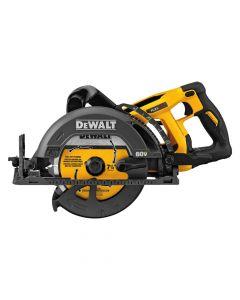 "DeWalt DCS577B FlexVolt 60V Max 7-1/4"" Cordless Worm Drive Style Circular Saw, Bare Tool"