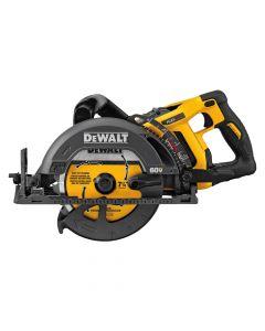 "DeWalt DCS577T1 FlexVolt 60V Max 7-1/4"" Cordless Worm Drive Style Circular Saw, 6.0Ah Batteries"