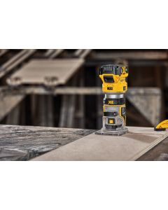 DeWALT DCW600B 20V Max XR Cordless Compact Router