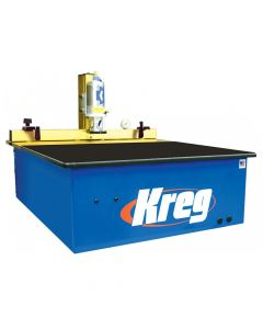 Kreg DK1100 TP 1-1/4 HP Benchtop Single-Spindle Pneumatic Pocket-Hole Machine