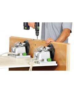 Festool 57000004 VAC SYS Clamping System Set with 2 Clamping Modules