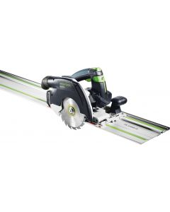Festool 575085 HK 55 EBQ Carpentry Circular Saw Kit with FSK420 Rail