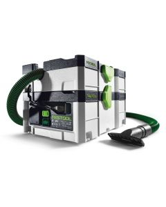 Festool 575280 CT SYS HEPA Dust Extractor Systainer Vac (2018 Model)