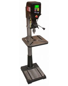 "Nova Voyager DVR 18"" Belt-less Direct-Drive Drill Press by Teknatool (58000)"