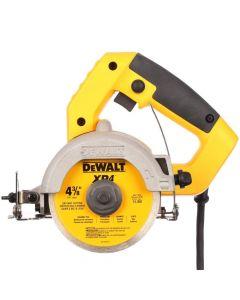 "DeWalt DWC860W 4-3/8"" Wet/Dry HandHeld Tile Cutter"
