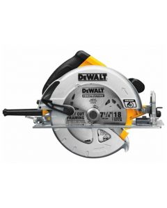 "DeWalt DWE575SB 7-1/4""Circular Saw Kit"
