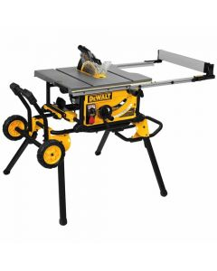 "DWE7499GD 10"" Jobsite Table Saw with Guard Detect"