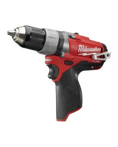 "Milwaukee 2403-20 M12 Cordless 1/2"" Drill/Driver, Bare Tool"