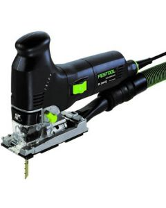 Festool 561443 PS300EQ Trion Barrell-Grip Jigsaw Kit with T-Loc Systainer